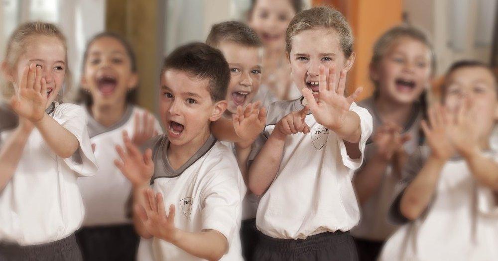 Selbstverteidigung für Kinder bei EWTO